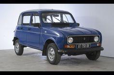 Renault R4 Sinpar 4x4