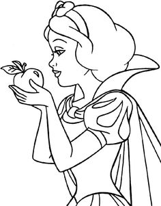 malvorlagen schneewittchen fur madchen padagogisches druckbares fun col - The world's most private search engine Snow White Coloring Pages, Coloring Pages For Girls, Cool Coloring Pages, Cartoon Coloring Pages, Coloring Books, Disney Princess Coloring Pages, Disney Princess Colors, Disney Colors, Disney Coloring Sheets