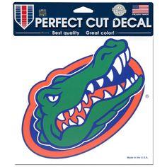 Florida Gators WinCraft 8'' x 8'' Color Car Decal - $6.39