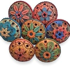 Lisa Haney's Moroccan Lantern Bead class at the 10th Cabin Fever