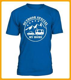 OUTDOOR SPECIAL - Shirts für zelter (*Partner-Link)