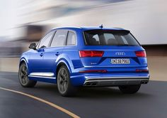The new Audi SQ7 #carleasing deal | One of the many cars and vans available to lease from www.carlease.uk.com