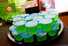 Ghostbusters Birthday Party Ideas | Photo 2 of 89 | Catch My Party