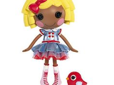 Lalaloopsy 33cm Dot Starlight Doll Was £27.00 | Now £10.00 – Save £17.00 http://tidd.ly/6e2b4bb7