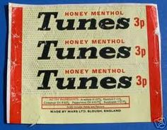 Tunes for when you had a sore throat. I liked the cherry ones best.
