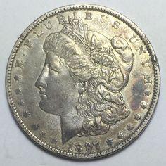90% Silver 1897-O Morgan Silver Dollar. Take a LOOK!