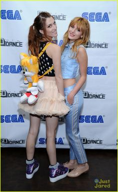 bella thorne sega event nyc 19