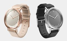 Wearable manufacturer Misfit's new hybrid smartwatch#Misfit_Path looks like the excellent Misfit Phase – but it's impressively… #Gadgets