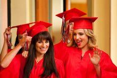Dianna Agron - Lea Michele  Quinn Fabray - Rachel Berry   Faberry - Achele