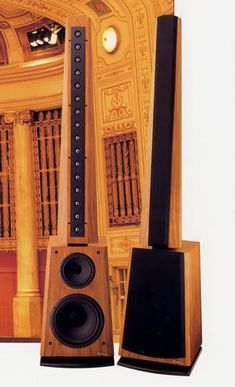 Home Theater Loudspeakers | McIntosh Labs
