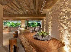 Congratulations to Meyer Davis who have been shortlisted for Hotel Lobby/ Public Area/ Lounge Award - The Design Society Hotel Lobby Design, Lobby Interior, Interior Design, Bar Piscina, Casa Hotel, Modern Entryway, Entryway Ideas, Modern Wall, Entryway Decor