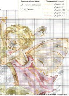 rose fairie 2 big pattern