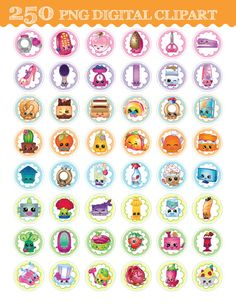 Shopkin Coloring Pages, Bottle Cap Images, Princess Party, Decoupage, Diy And Crafts, Childhood, Clip Art, Stickers, Iphone