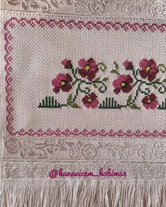 Home Decor, Cross Stitch Embroidery, Powder Room, Towels, Dots, Decoration Home, Room Decor, Home Interior Design, Home Decoration