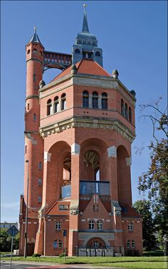 Water Tower, Wroclaw, Poland