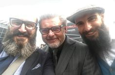 Bel trio, il vostro barbiere Vs new York Barbershop