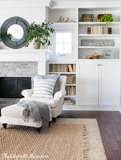 Lake House Decor Living Room The Lilypad Cottage
