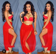 unique one of a kind custom made red princess jasmine costume diy see instagram - Disney Princess Halloween Costumes Diy