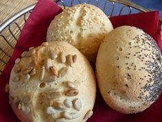 Glutenfrei Backen und Kochen bei Zöliakie - Helle Brötchen - glutenfreie Rezepte, laktosefreie Rezepte, glutenfreies Brot
