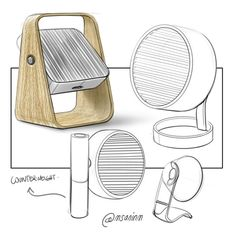 Chair Design Ideas Woodworking is a multifaceted craft that can result in many beautiful and useful pieces. Chair Design Wooden, Furniture Design, Sketch Inspiration, Design Inspiration, Wooden Chair Plans, Wooden Chairs, 3d Printer Designs, Object Drawing, Industrial Design Sketch