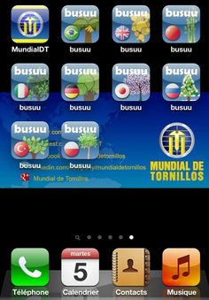 App of The month: Busuu let you practice and learn your favorite language. There is also an app for Academic Language