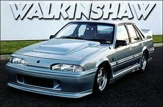 1988 Holden VL Commodore SS Group A SV 'Walkinshaw'