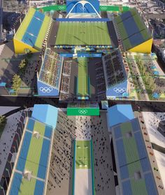 Located close to Maracanã Stadium in an area deemed the Maracanã Zone of the Rio 2016 Olympics, the Sambadrome will host all events of the Rio 2016 Archery competition, including the preliminary qualifying rounds and the Olympic finals.