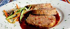 Zarela Martinez's Pastel de Carne del Istmo (Meat Loaf) | The Latin Kitchen