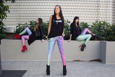 Hex Colour Leggings!