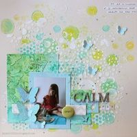 A Project by Paperiliitin from our Scrapbooking Gallery originally submitted 12/29/13 at 01:13 PM