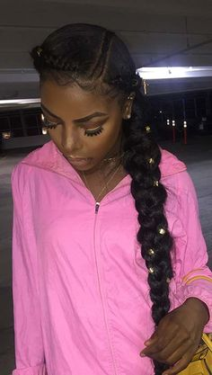Butterfly braids are very elegant, making them a popular choice for weddings and special occasions. Take a look at these 30 stunning butterfly braid styles. Blonde Box Braids, Black Girl Braids, Braids For Short Hair, Girls Braids, Long Hair, Two Braids Hairstyle Black Women, Black Women Braids, 2 Braids With Weave, Thick Hair