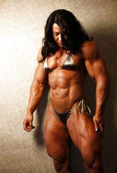 Muskelfrauen Bilder