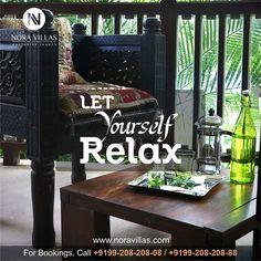 Let #yourself #relax #noravillas #noraspiritualvilla #travelideas #vacation #holiday #news #deals #india #luxury #hotel #travel #premium #destination #goa #condenast #traveller #villas #villa #russia #russian #iloveyoga #roomwithaview #exclusiveluxury #goacalling #sea www.noravillas.com