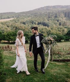 A rustic wedding in the Belgian countryside