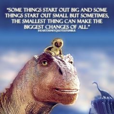 disney quotes I Disney Quotes Disney Theme, Disney Love, Disney Magic, Funny Disney, Disney Dinosaur Movie, Great Quotes, Inspirational Quotes, Awesome Quotes, Theme Tattoo