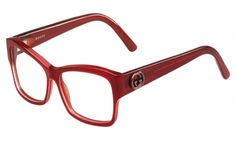 Gucci 3203/06A Ladies Red reading glasses