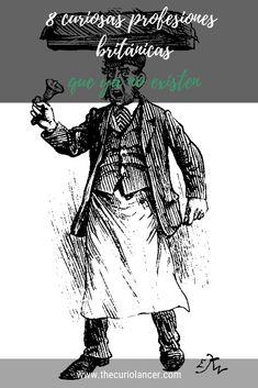 ¿Sabes qué es un «muffin man»? ¿Y un «knocker-up»? Descubre estas y otras curiosas profesiones británicas que ya no existen.  (Imagen de dominio público) #ReinoUnido #curiosidades Man, Muffin, Darth Vader, Memes, Fictional Characters, Public Domain, United Kingdom, Culture, Viajes