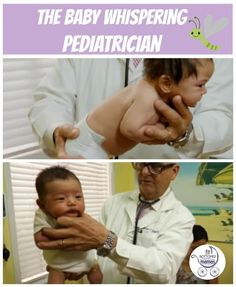 Did this pediatrician crack the code on how to get newborns to stop crying? Plus more awesome links! | Fit Bottomed Mamas