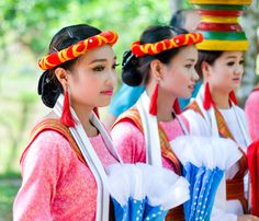 My Son local dancers - Saw these young dancers in Vietnam, during the visit of…
