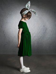 GIRLY green, Xenia Joost