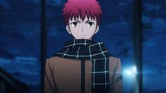 Fate Stay Night Unlimited Blade Works - Shirou