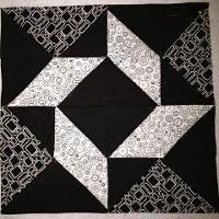Feb BOM (Block 1) Balkan Puzzle Block