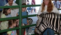 Visit With Exotic Animals