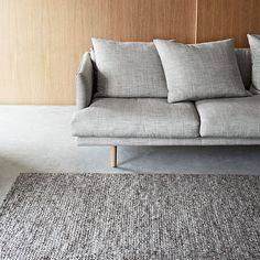 Armadillo&Co Sierra Weave rug - Pumice