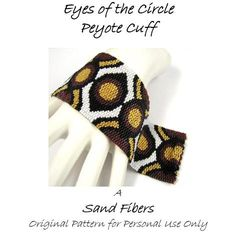 Eyes of the Circle is eligible for Sand Fibers 3-for- 2 Pattern Program.    Purchase any two Sand Fibers patterns and receive a third, of equal or