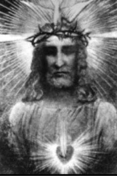 Holy Spirit, Jesus