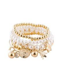 Eternal Charm Pearl Bracelet