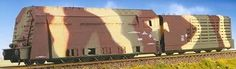 Image result for german armored train camouflage