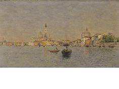 San Giorgio Maggiore visto desde Giudecca