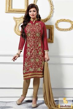 #Maroon and #Brown Chiffon Cotton Bollywood Salwar Kameez #salwarsuit, #salwarkameez, #Bollywood, #Heroine, #actress, #celebrity, #ayeshatakia, #casual, #dailywear, #officewear, #formal, #embroidered, #dresses,   #newcollection, #latest, #indianfashion, #fancy, #stylish, #beautiful, #lowestprice, #discountoffer, #onlineshopping, #chiffon, #cotton, #churidar More Product : http://www.pavitraa.in/store/casual-dress/ Any Query :  Call / WhatsApp : +91-76982-34040  E-mail: info@pavitraa.in